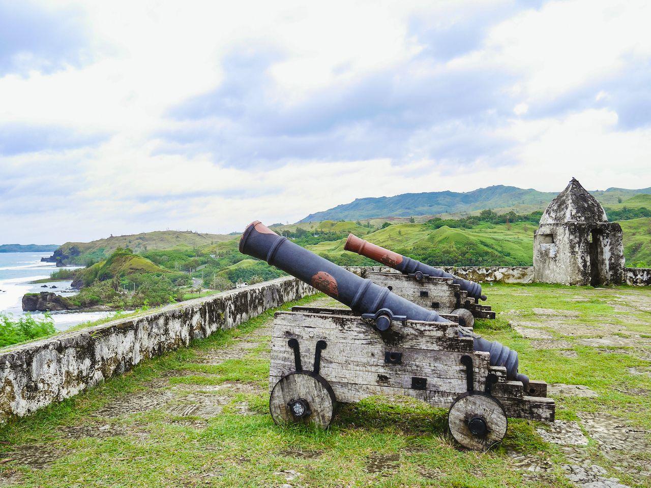 Fort Nuestra, Guam