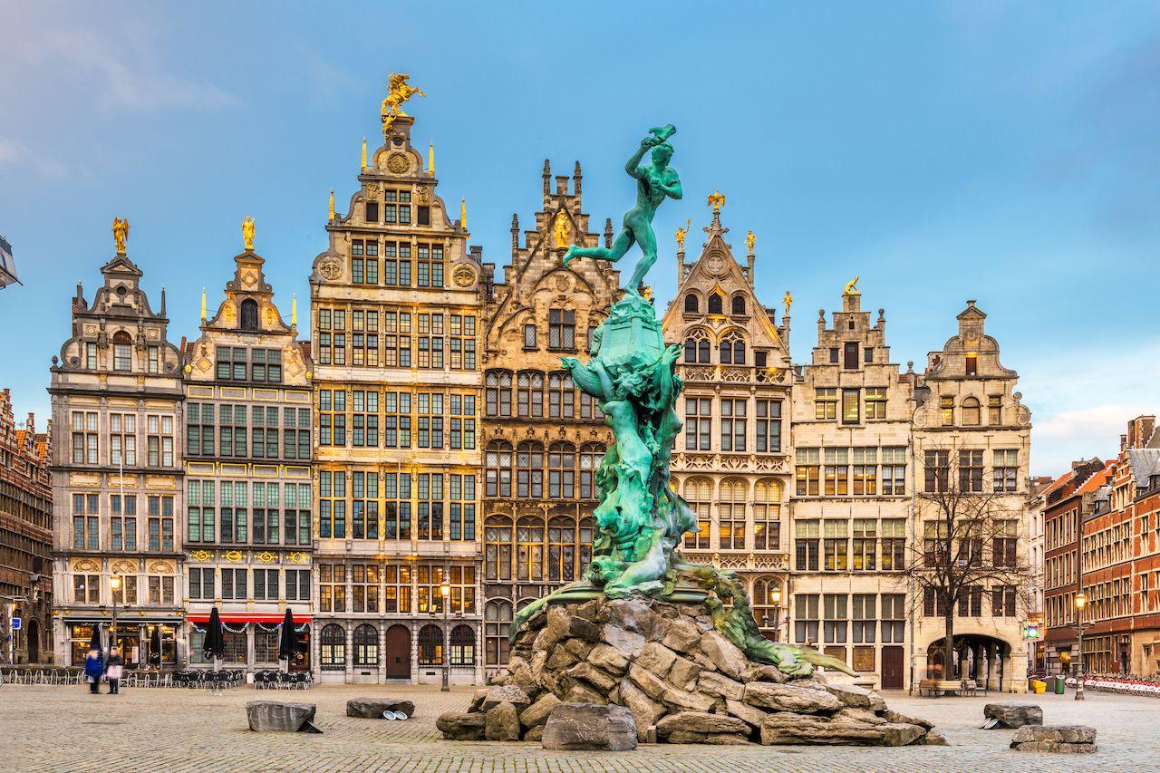 Grote Markt, Belgium