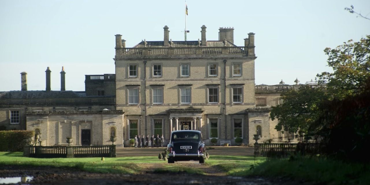 Highgrove House in The Crown Season 4