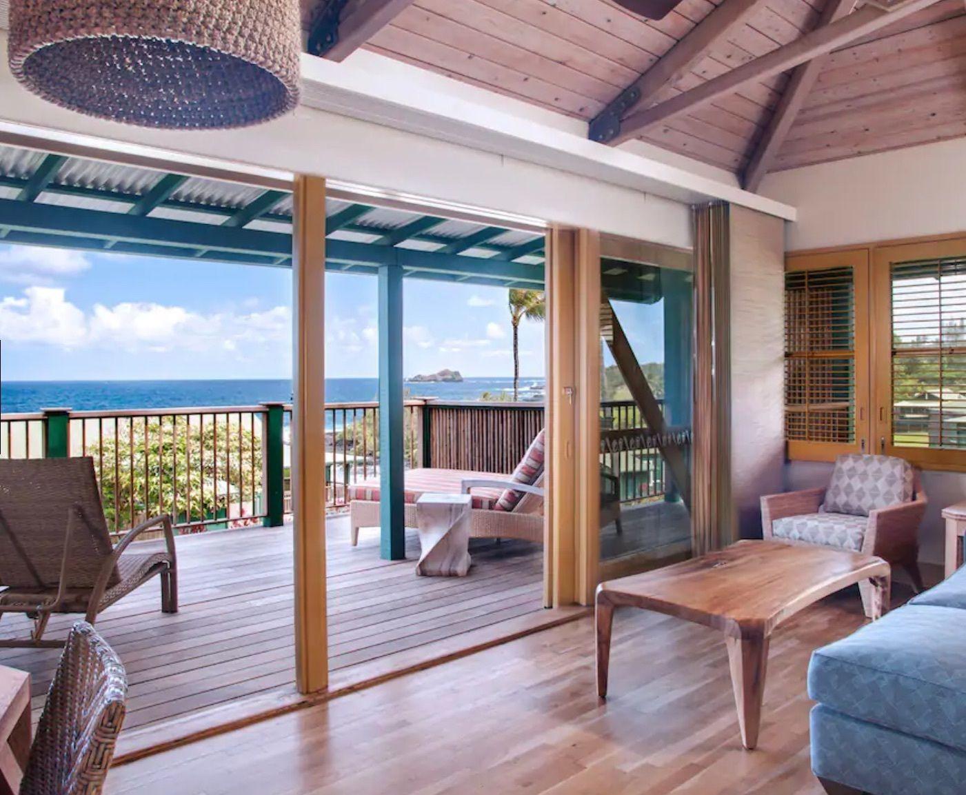 Hotel Hana Maui interior