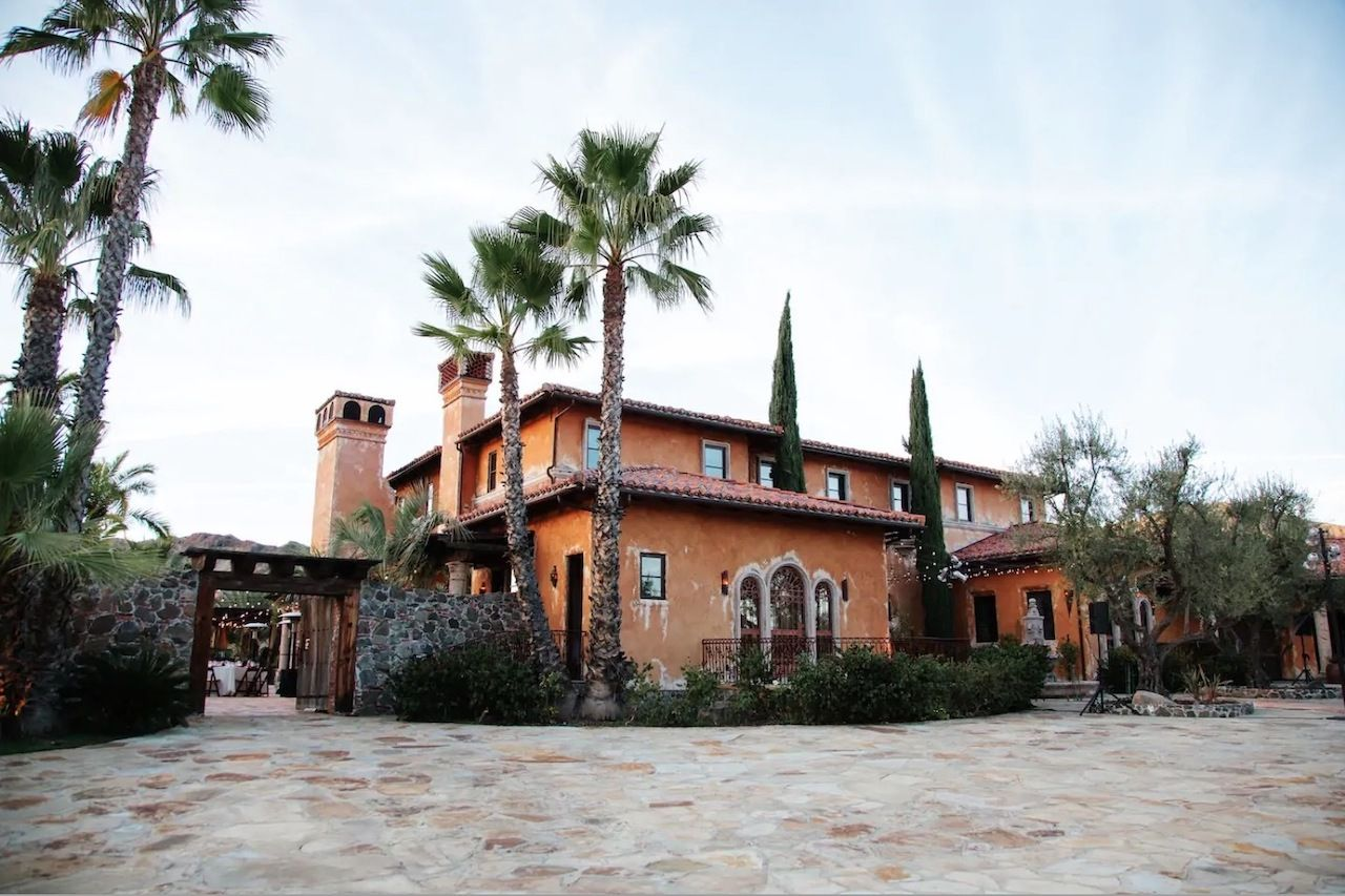 Mansion from The Bachelor and The Bachelorette