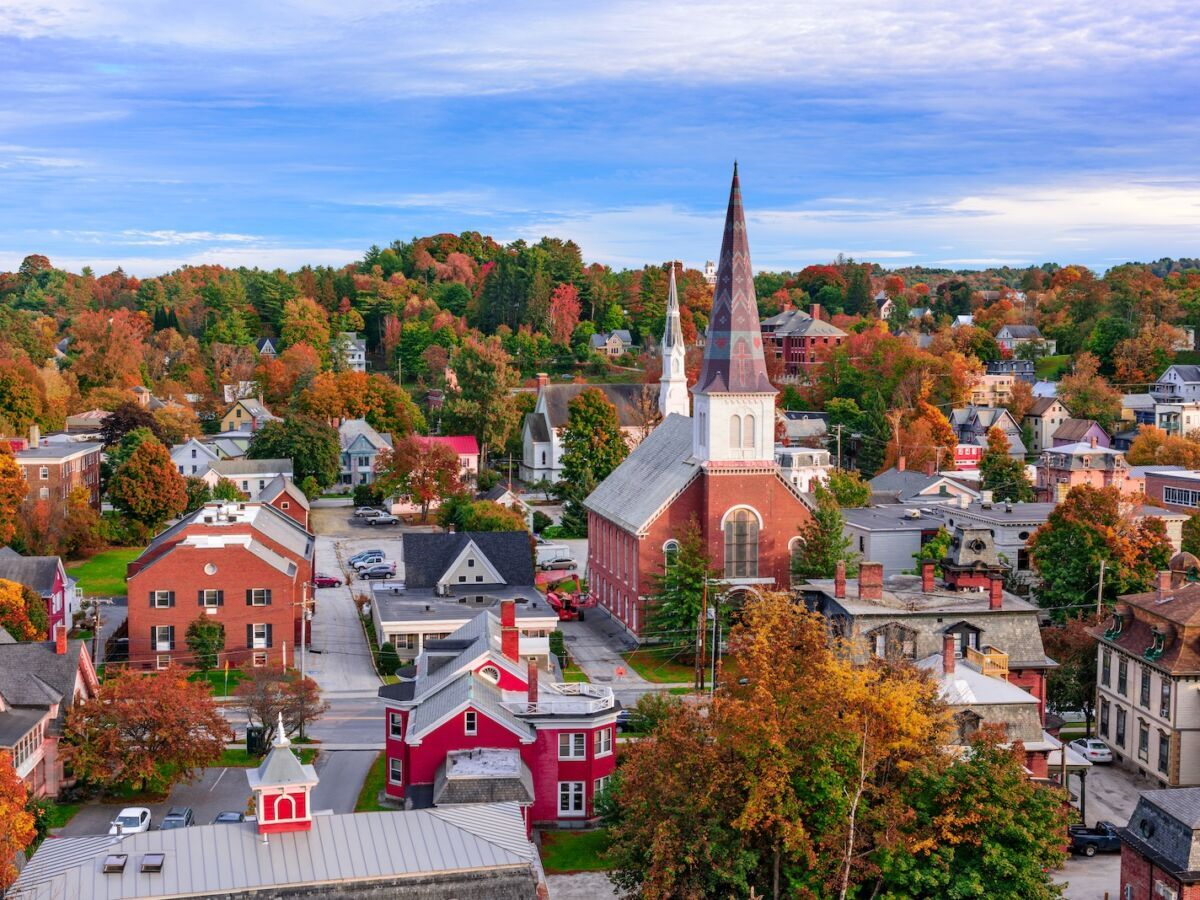Visiting Vermont  - cover