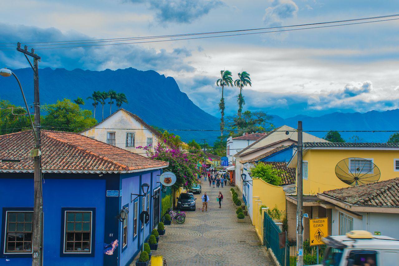 Morretes, Parana, Brazil