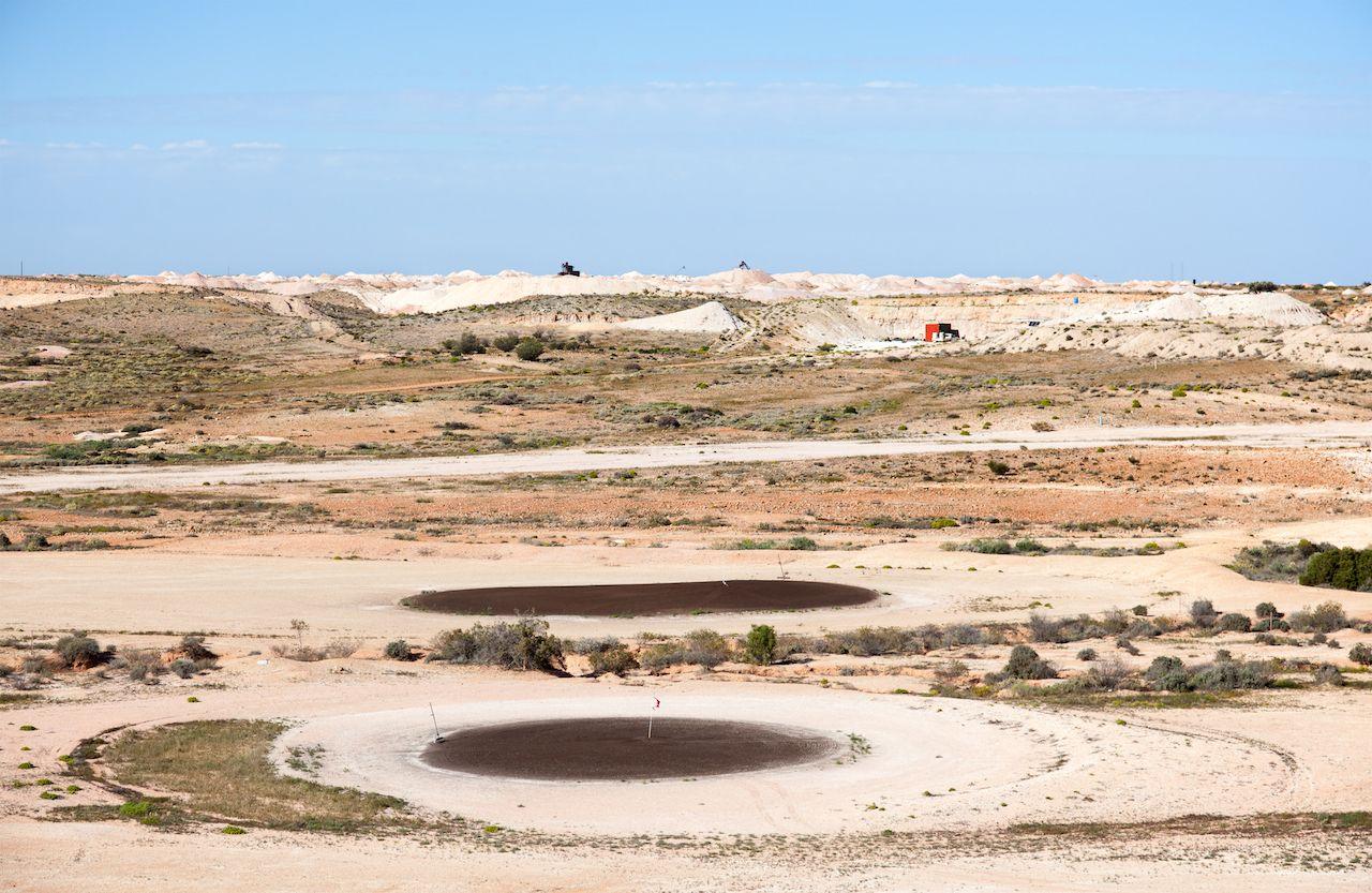 Opal Fields Golf