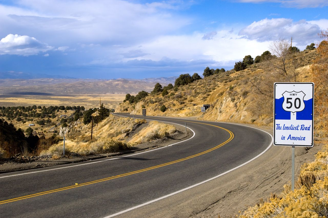 Worth the detour: America's loneliest, most beautiful roads