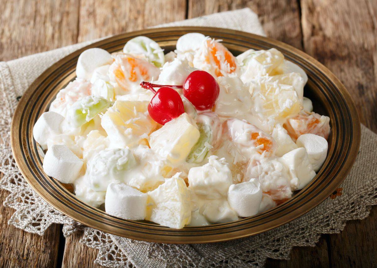 These fluffy, creamy, and decadent dessert salads are holiday staples in the Midwest