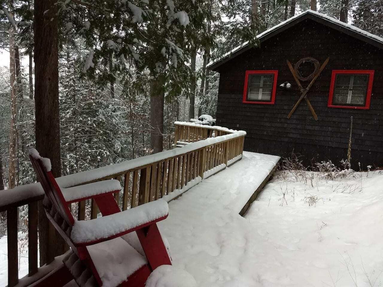 bullcrest cabin
