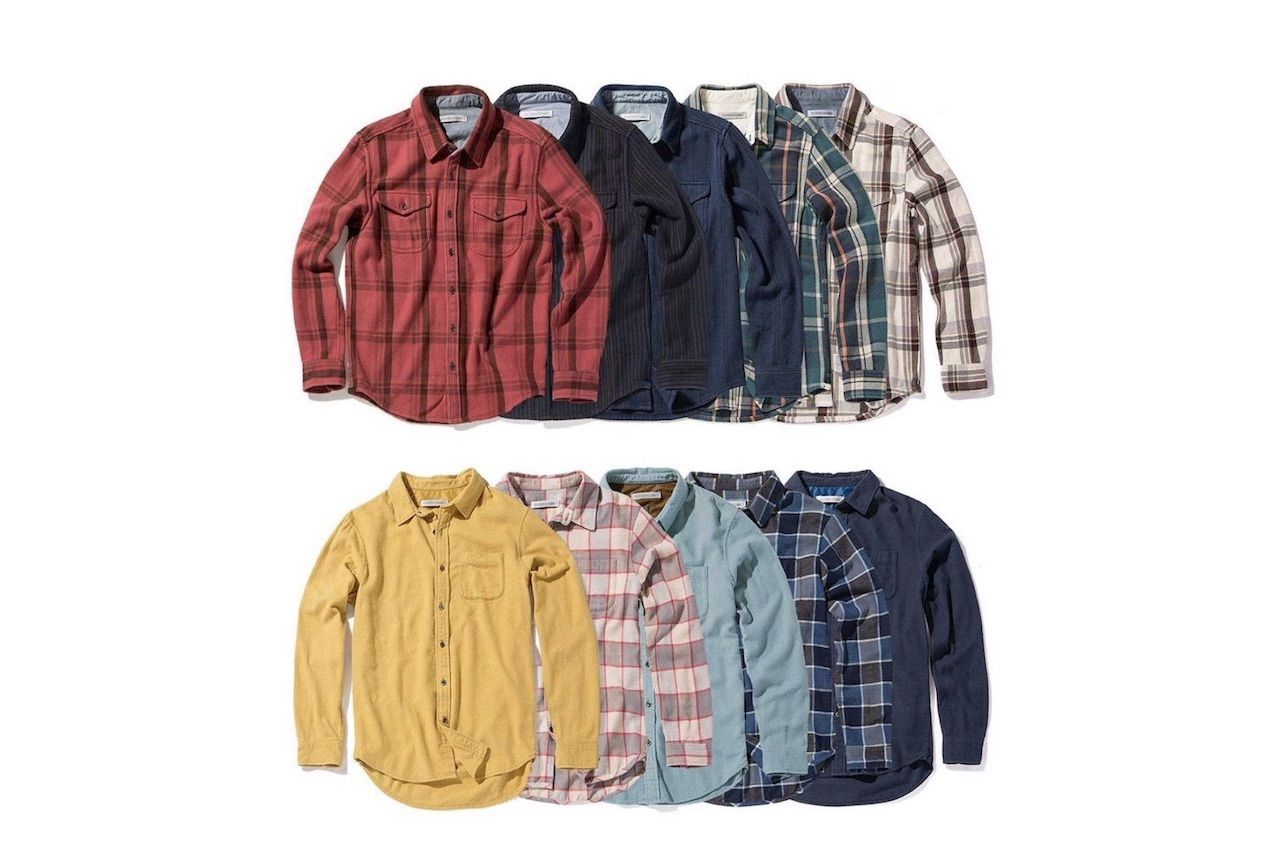 outerknown shirts