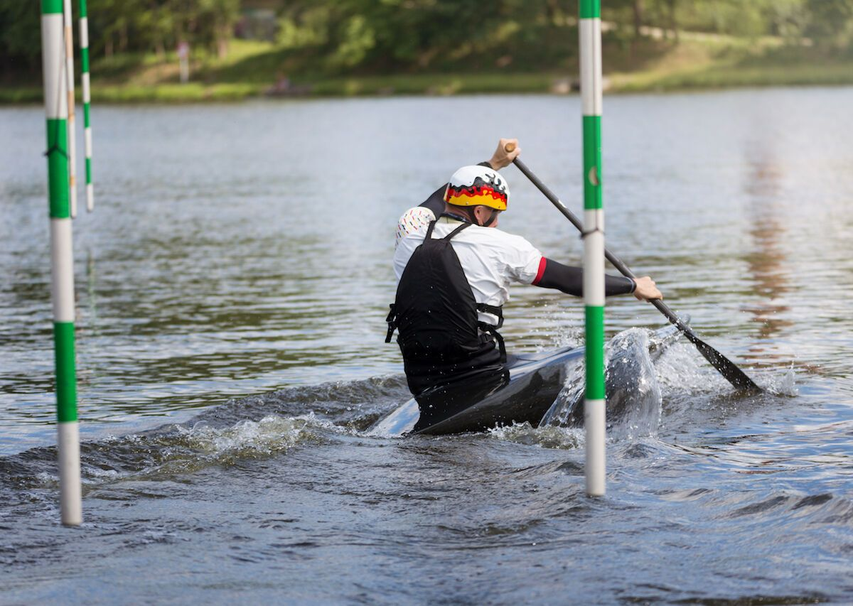 Squirt boating is a weird new take on kayaking, and the tricks are insane