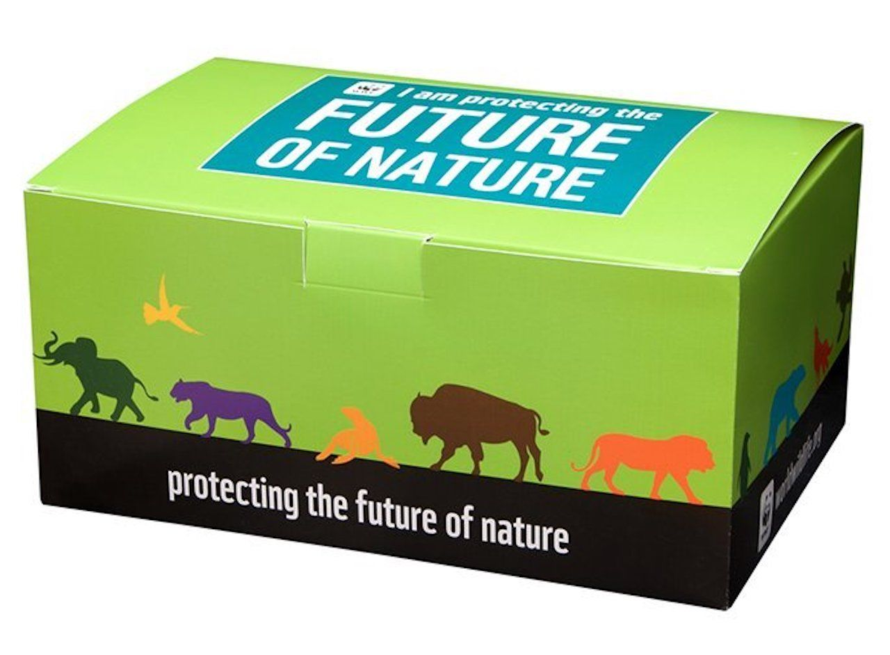 World Wildlife fund box