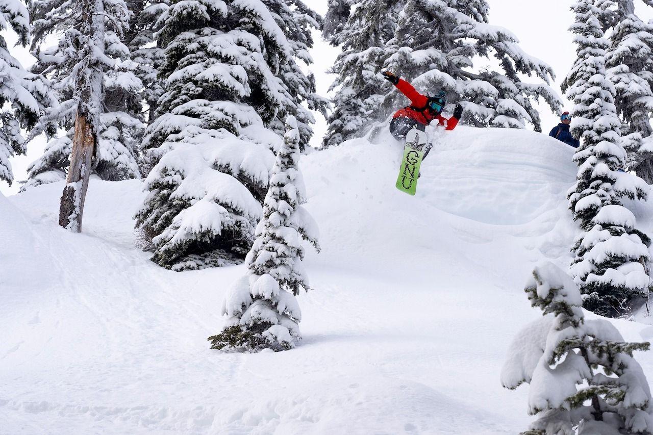Alpental snowboard