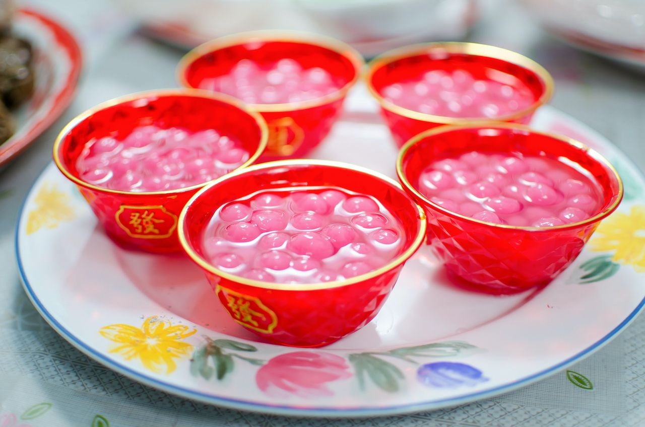 Chinese sweets