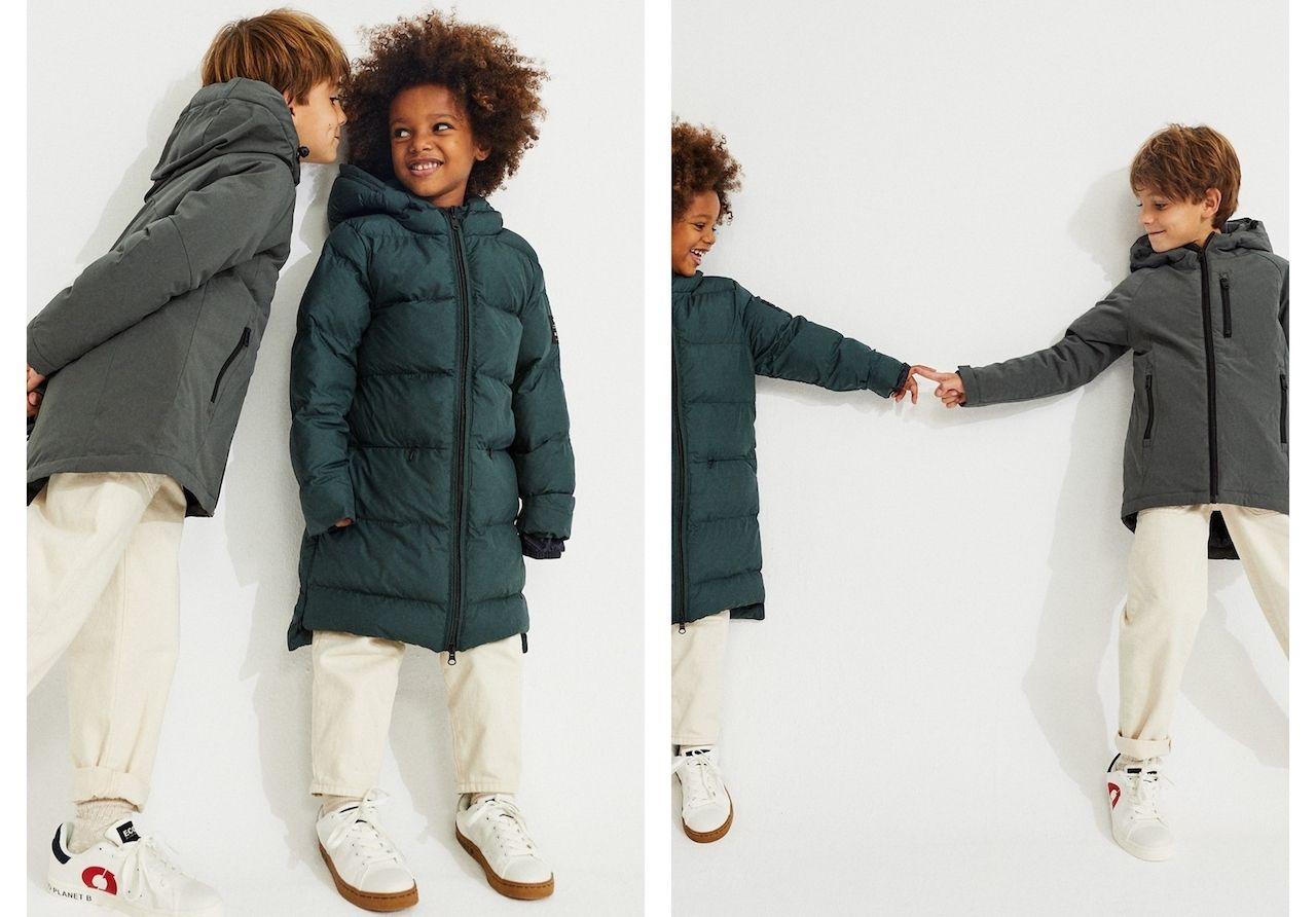 Ecoalf kid's jacket