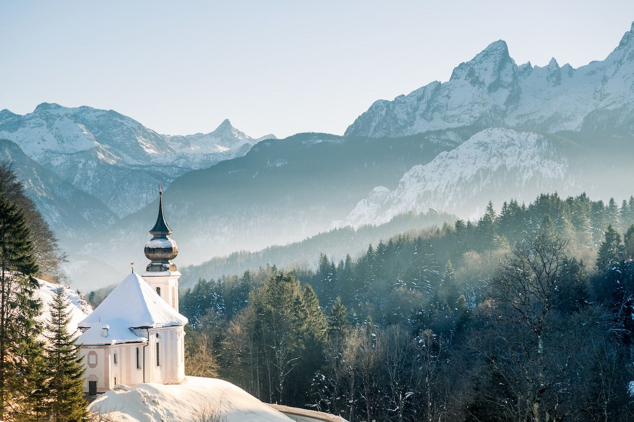 5 travel itineraries for exploring Germany's outdoors