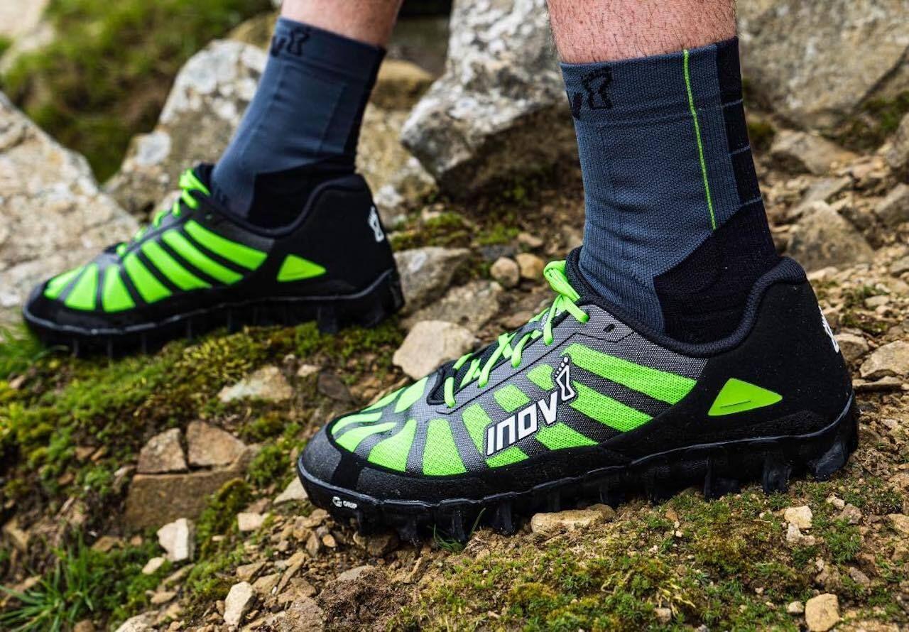 Inov-8 outdoor shoes