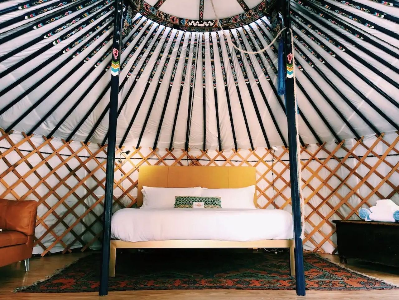 Most Beautiful Yurts To Rent In The United States
