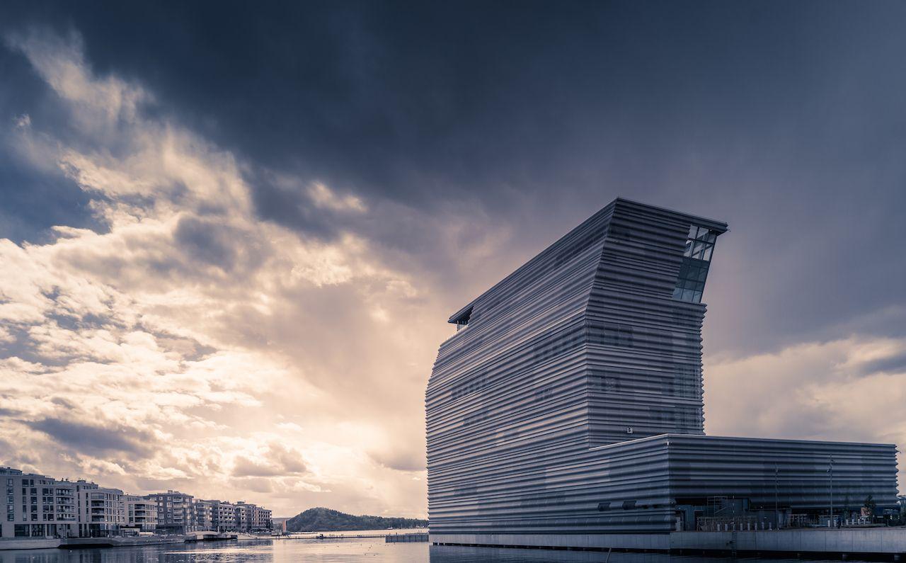 Munchmuseet in Oslo