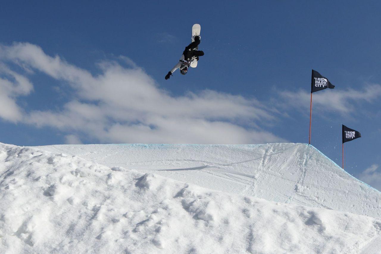 Park City snowboard