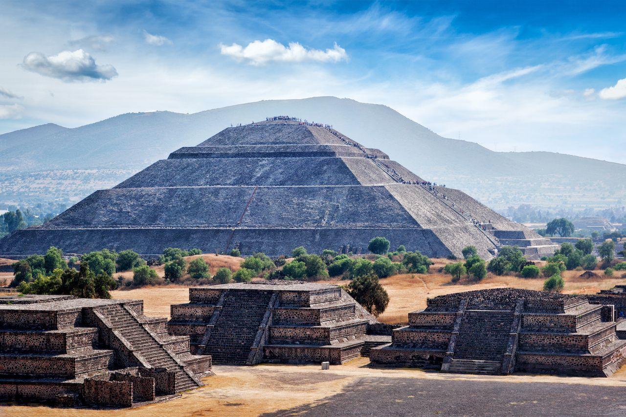 Pyramid of the Sun