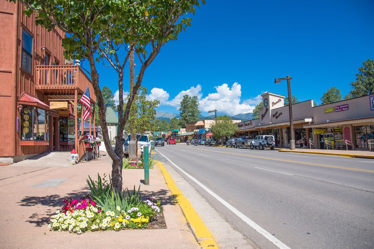 Ruidoso, NM, is the next big destination for remote families. Here's why.
