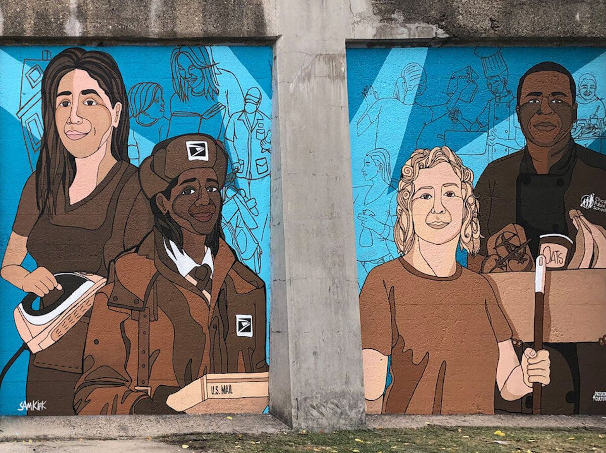 The world's best street artists who use their art as political activism