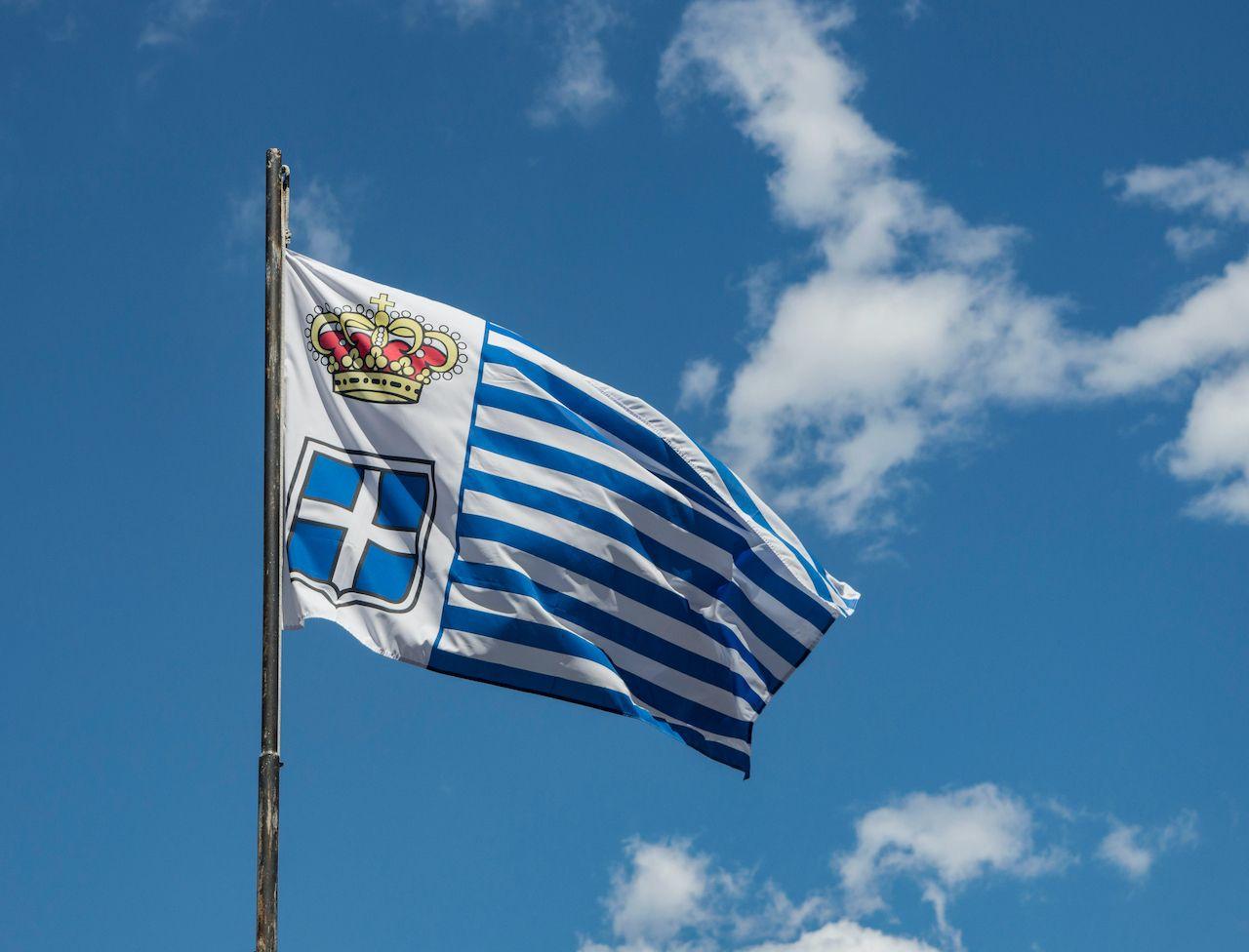 Seborga flag