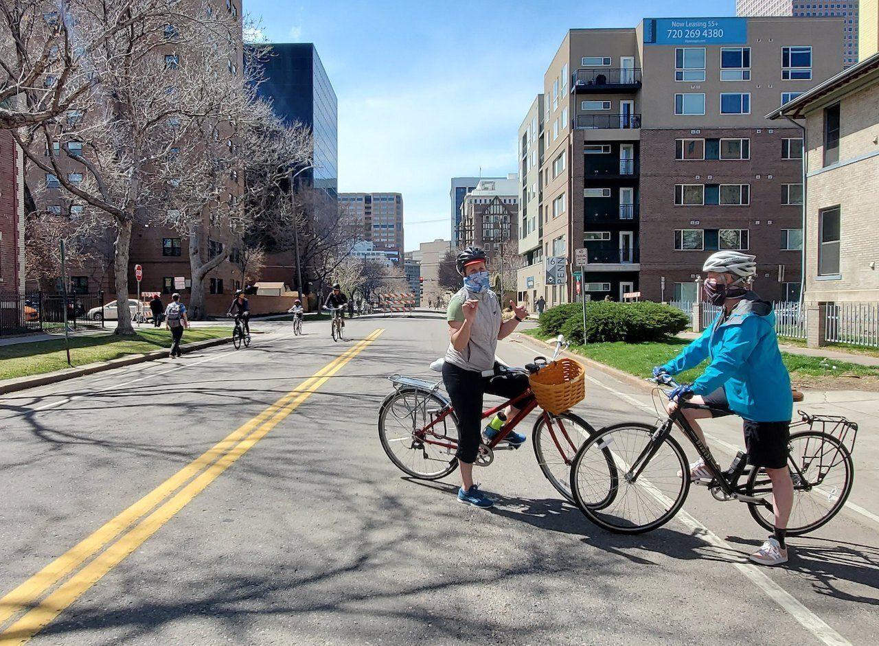Shared Streets Denver