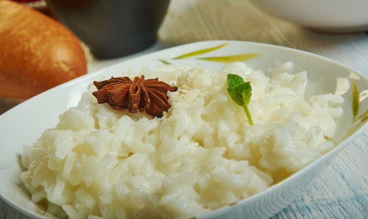 Sombi, Senegalese Coconut Rice