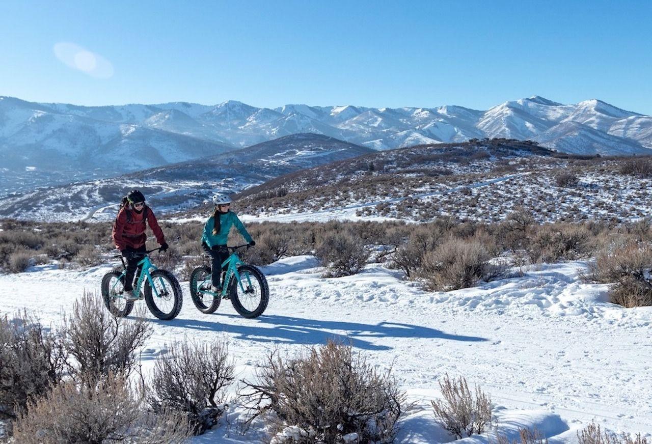 Utah fat bike