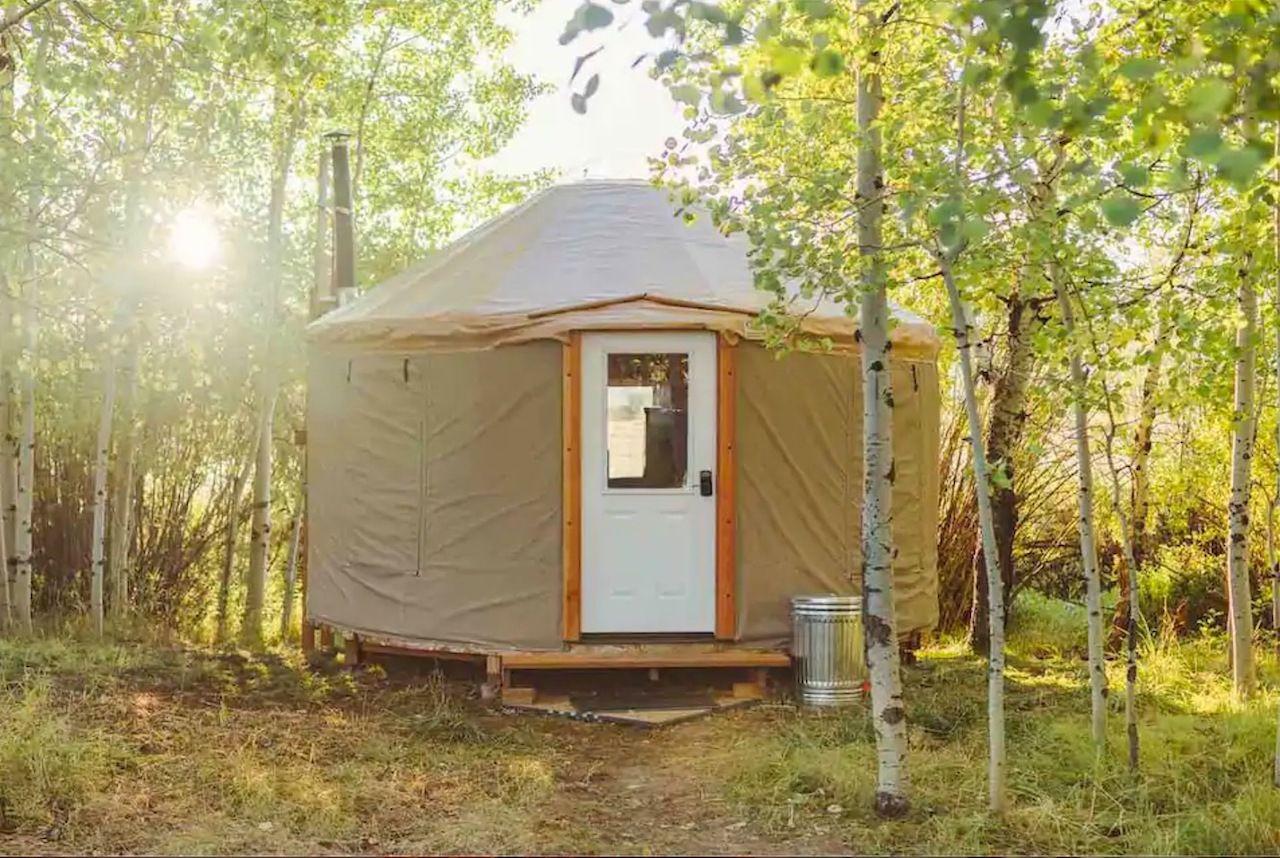 Yurt rental