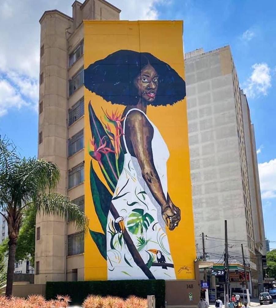 Zeh Palito street art