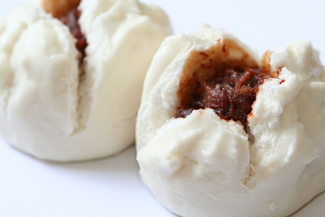 hawaiian pork buns