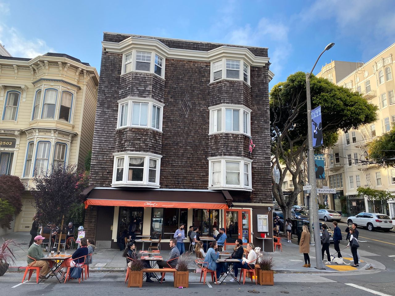 outdoor dining in sf