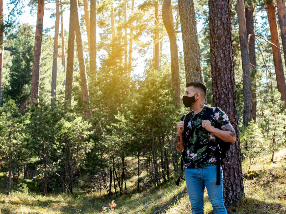President Biden mandates masks in national parks