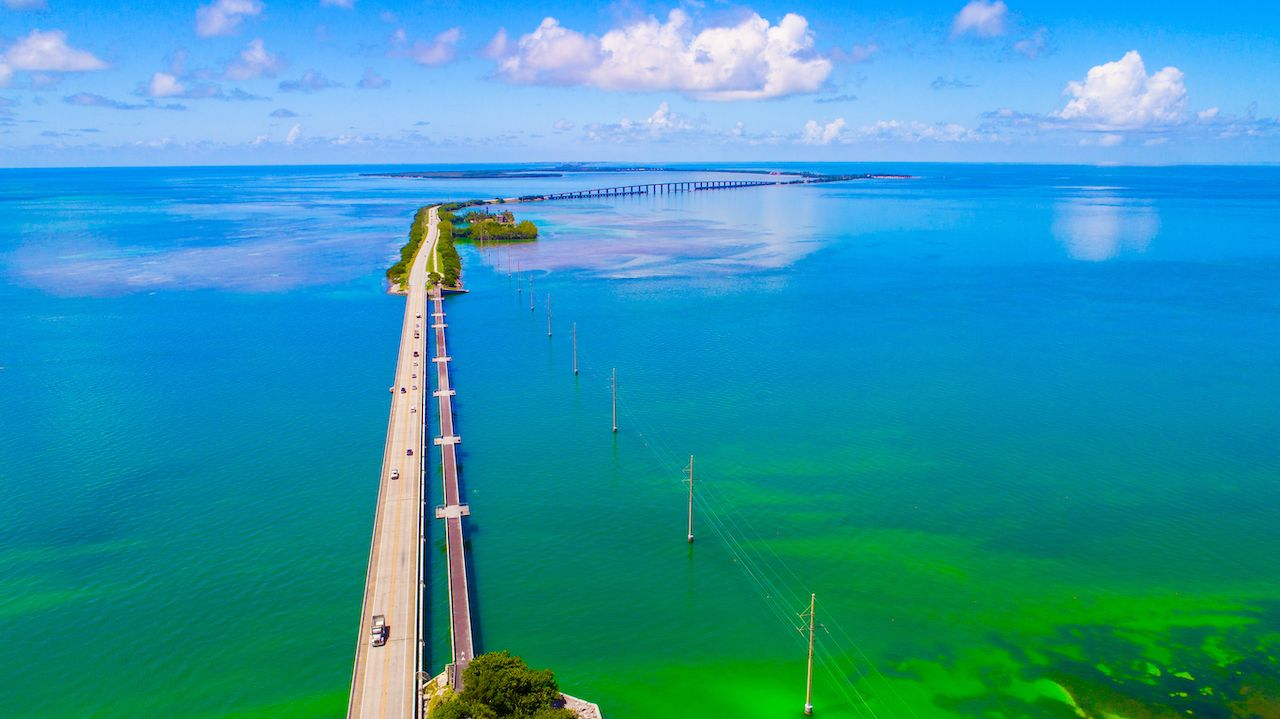 Key West island, Florida Keys