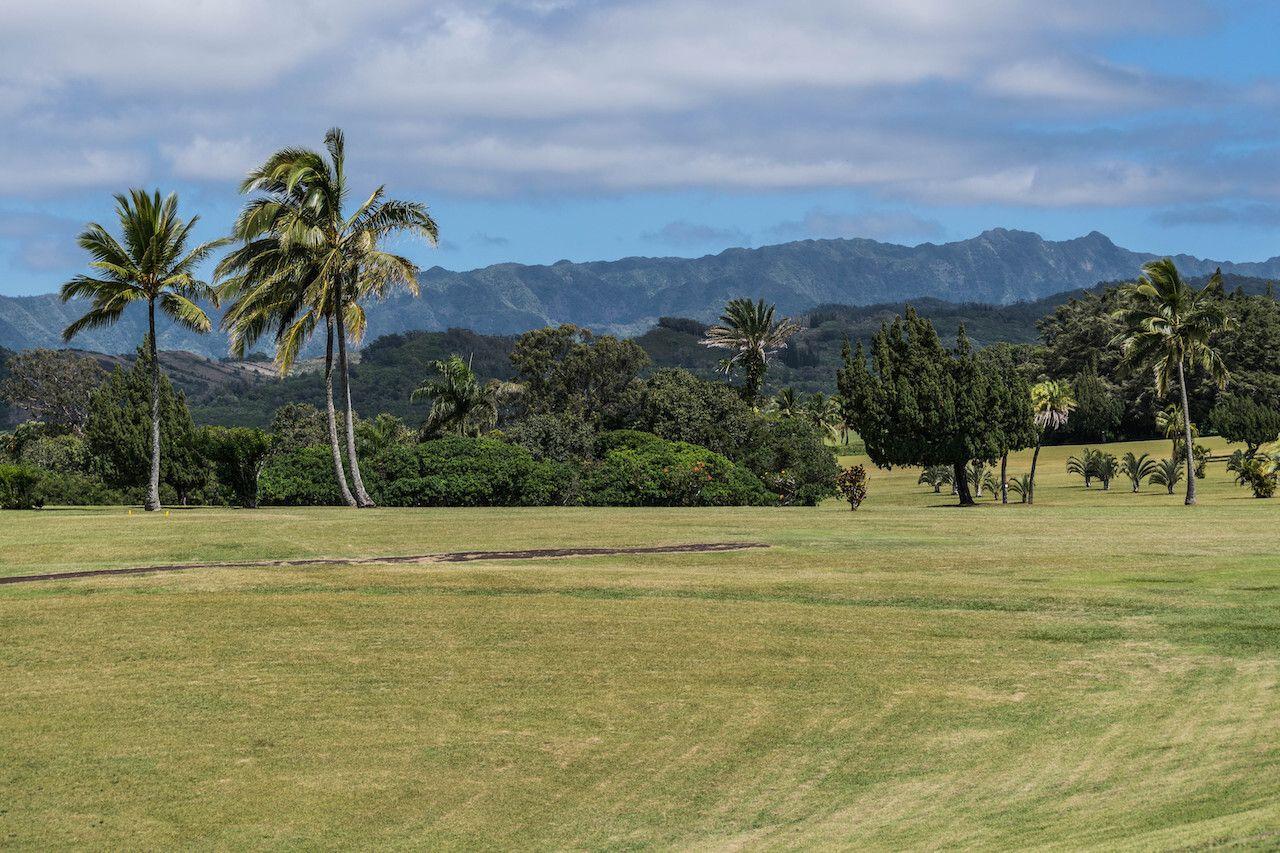 Kukuiolono Park and Golf Course, in Kalaheo, Kauai