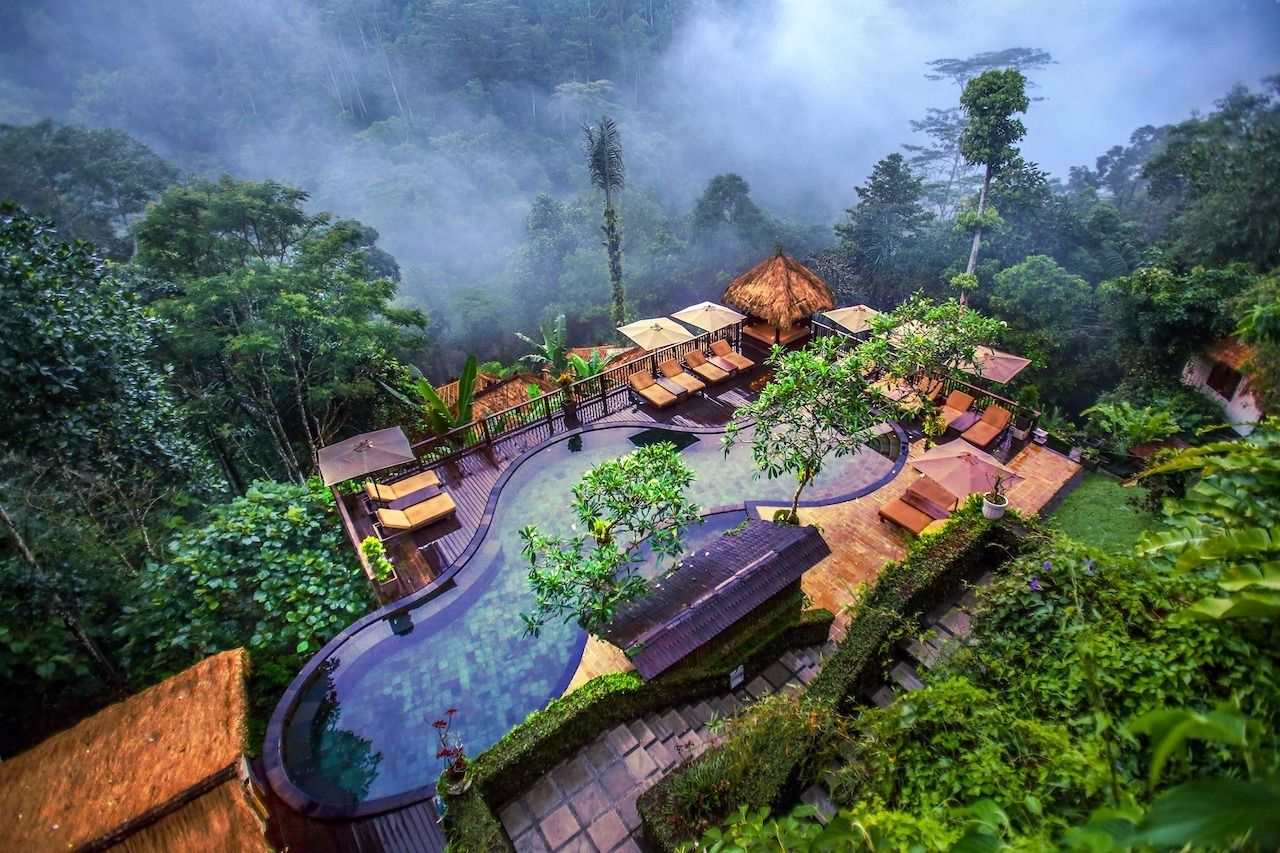 Nandini Jungle Resort & Spa Ubud Bali