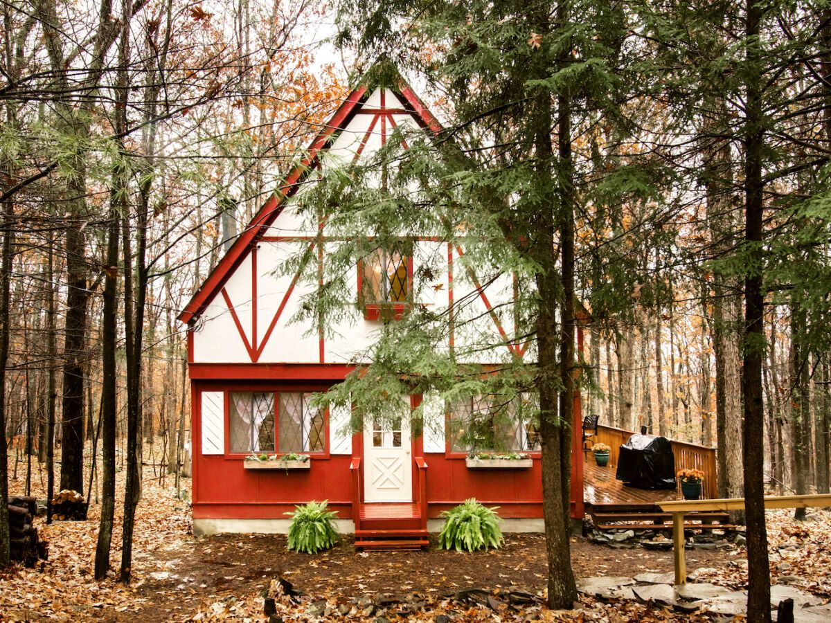 Airbnb's most wish-listed properties in all 50 states