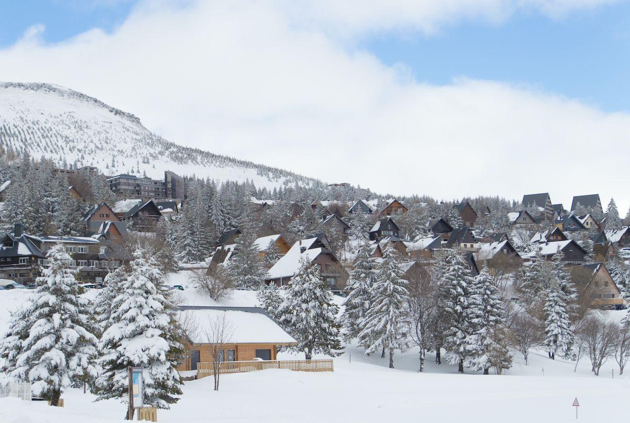Super Besse village