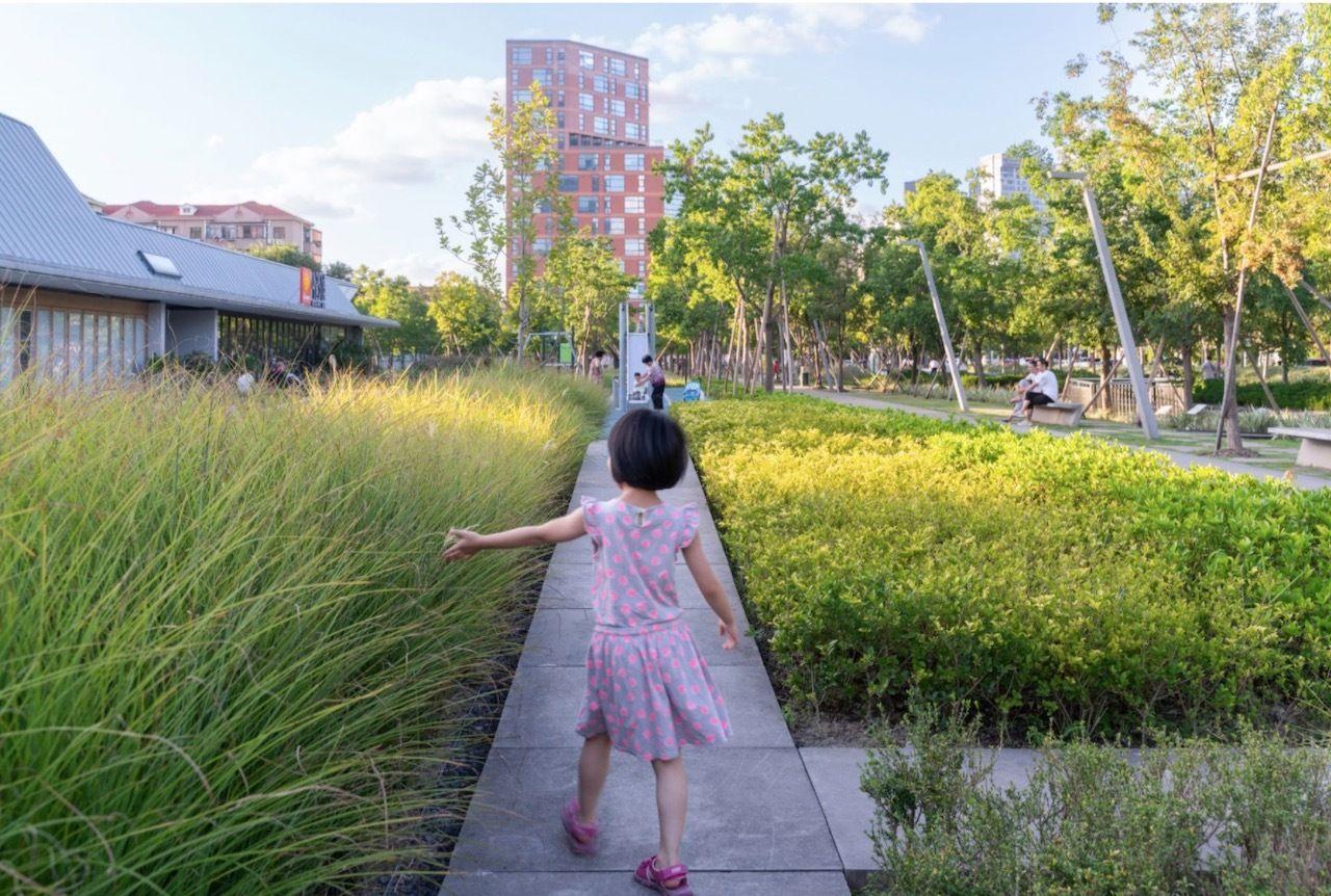 The Xuhui Runway Park