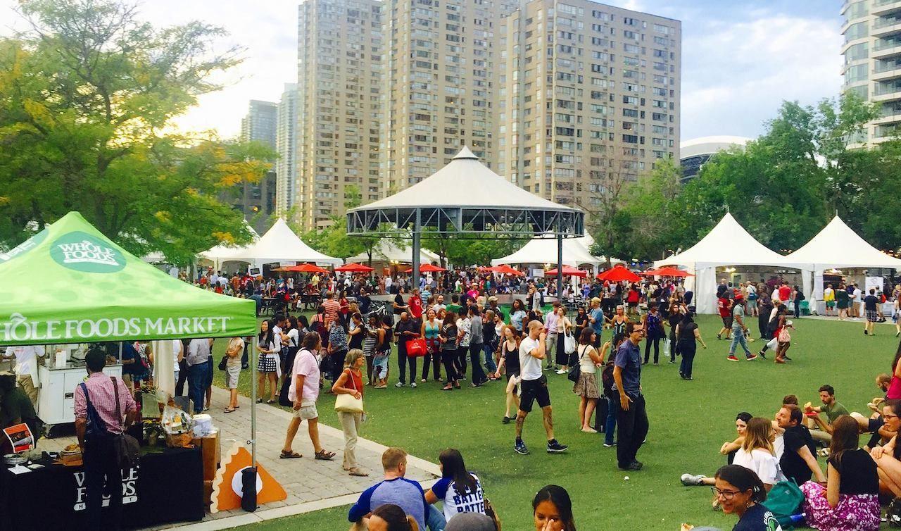Veg Food Fest Toronto