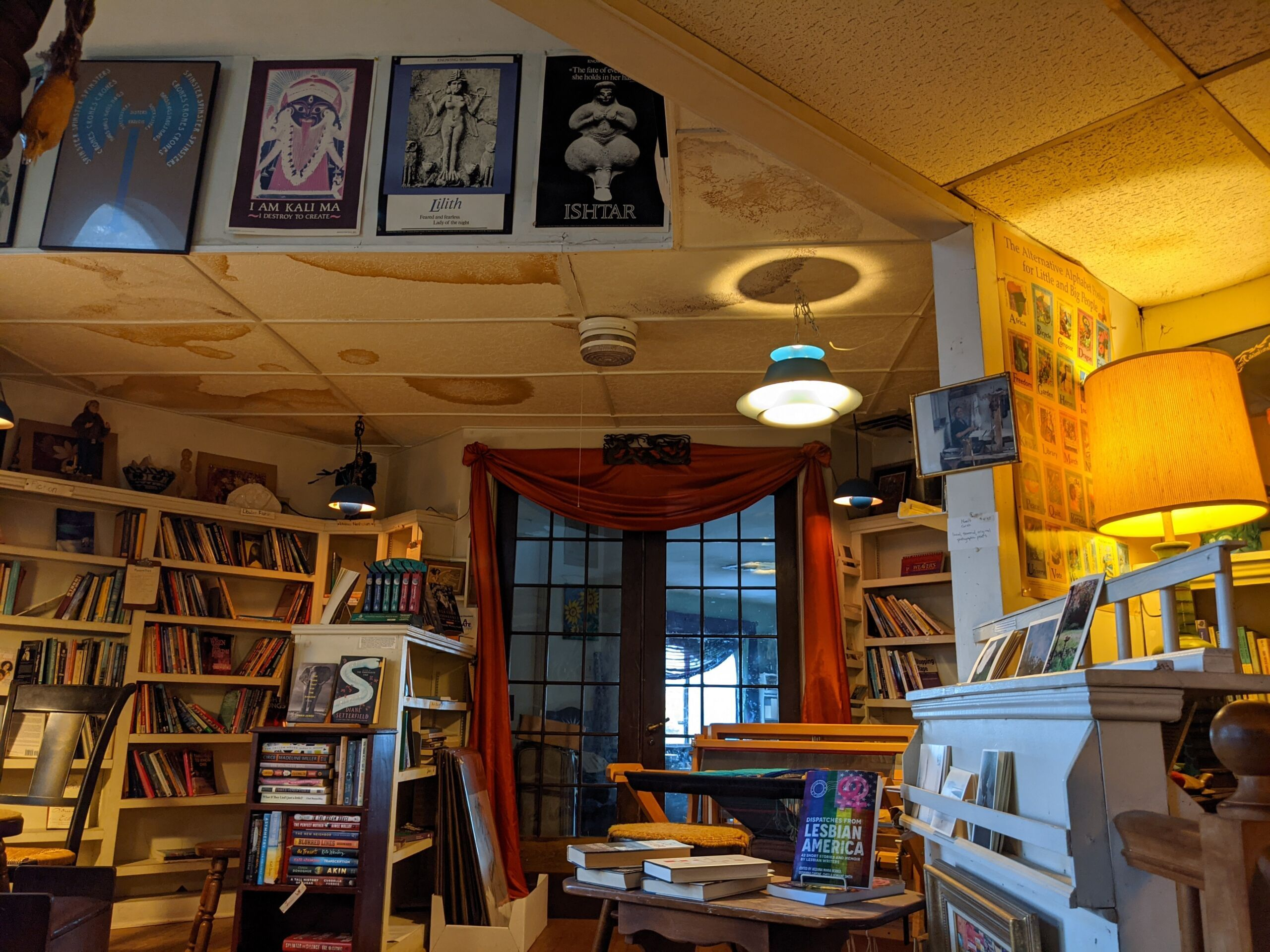 bloodroot bookstore