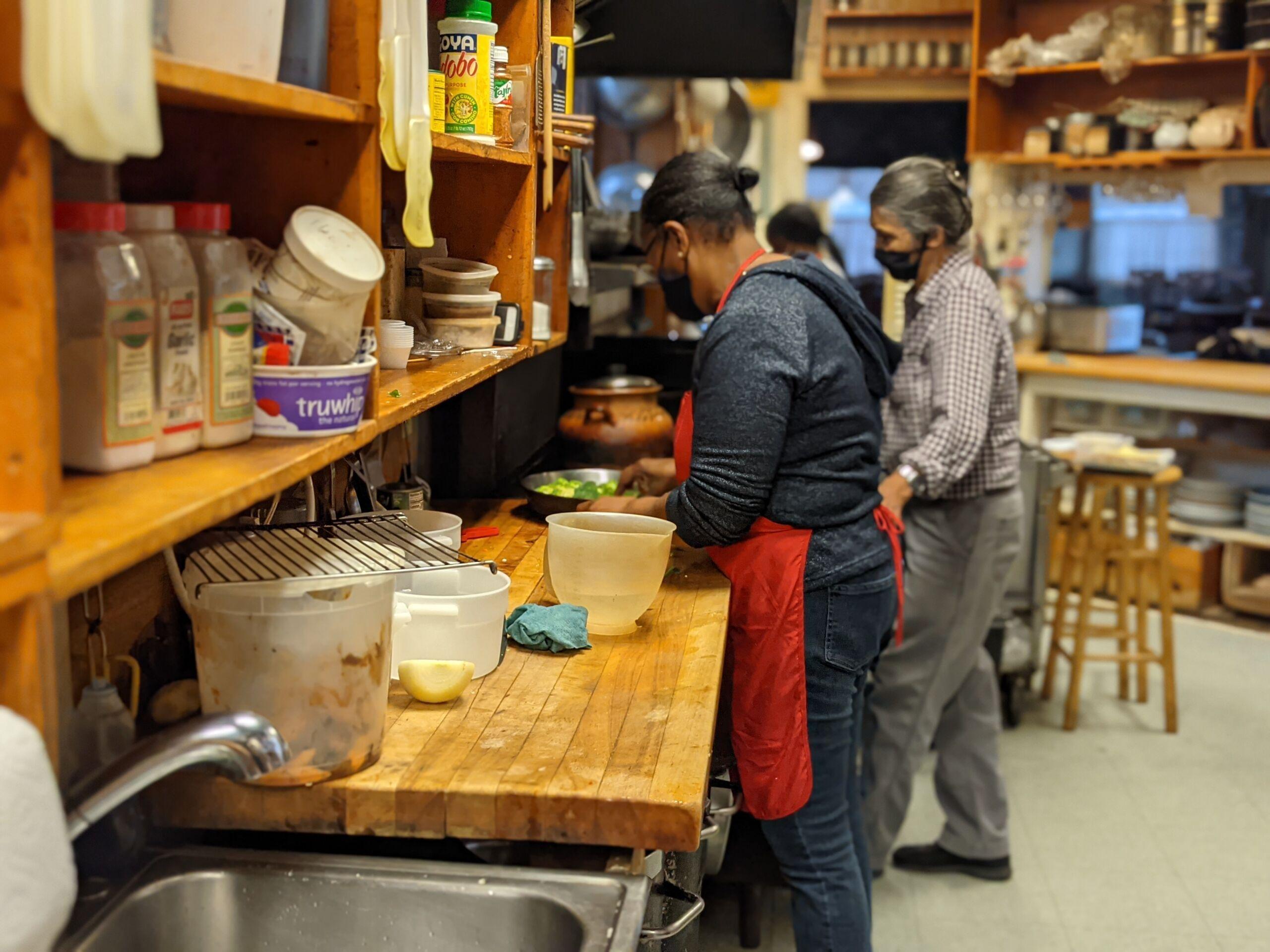 bloodroot kitchen