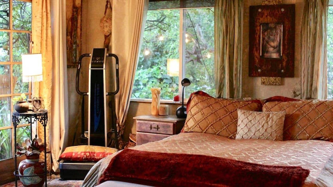 fairy garden airbnb