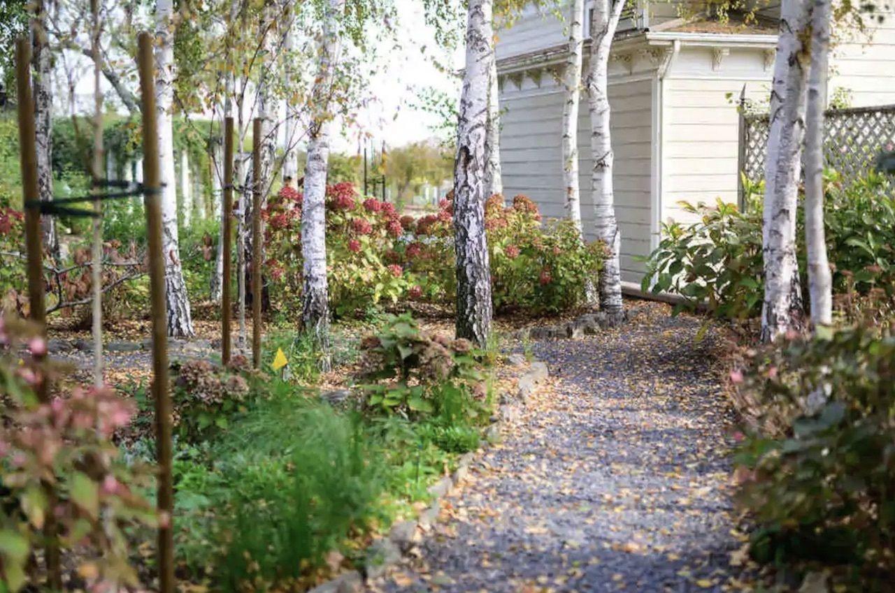 rose garden airbnb