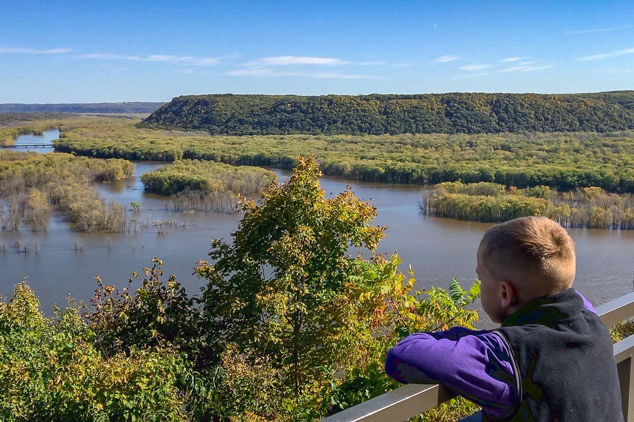 8 outdoor adventures you had no idea were possible in Iowa