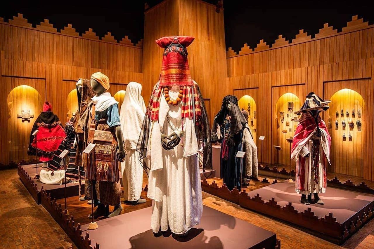 The Berber art museum