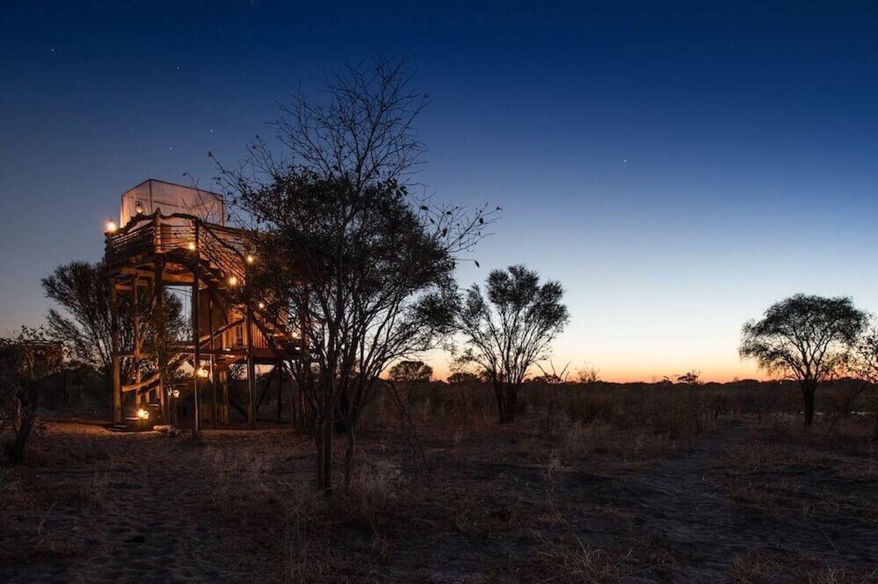 SkyBeds Botswana Exterior