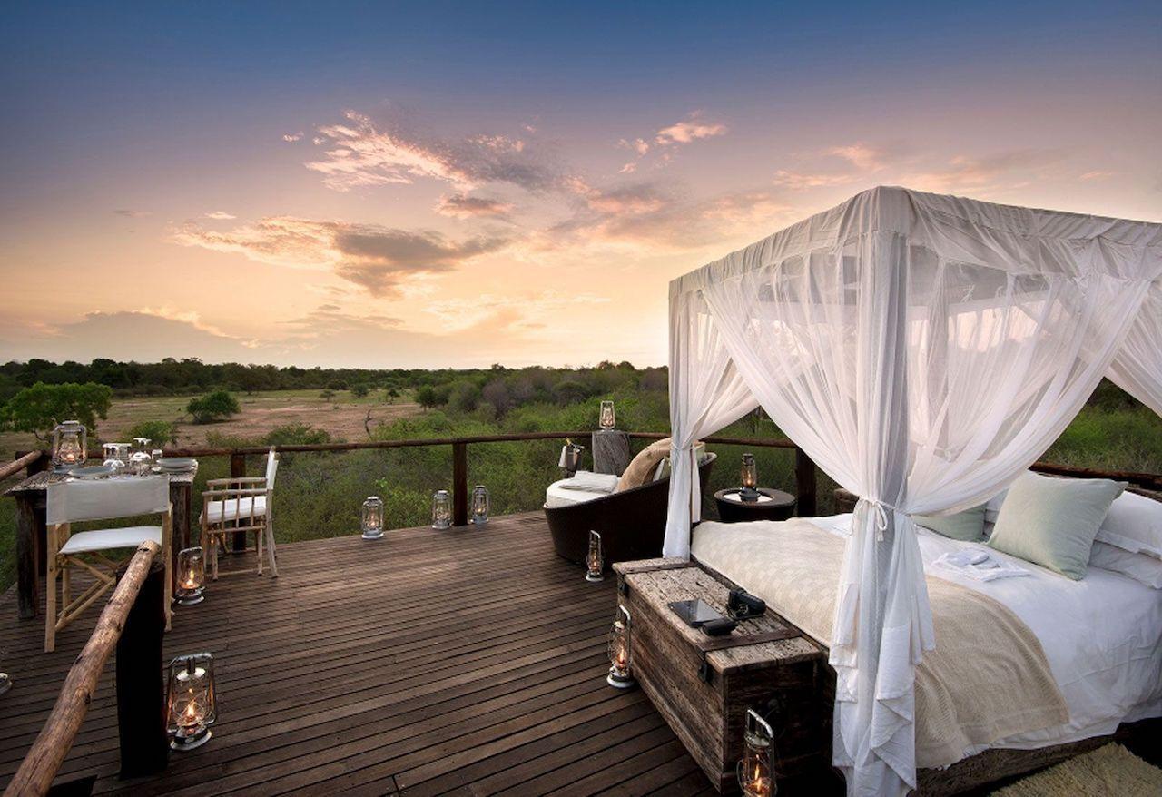 Skybeds Botswana Interior