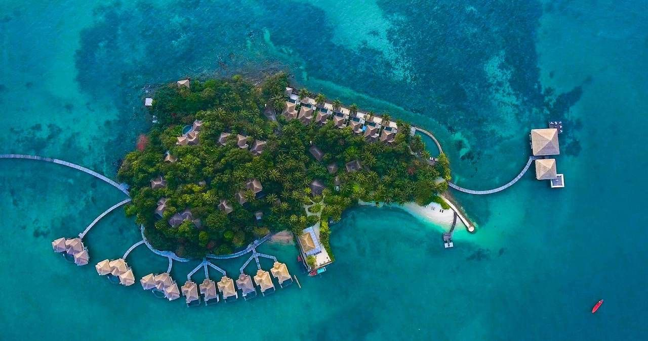 Song Saa Private Island Exterior